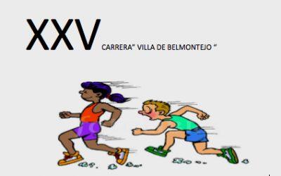 """25 Carrera """"Villa de Belmontejo"""""""