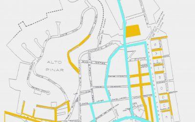 Mapa V Carrera Popular de Godelleta
